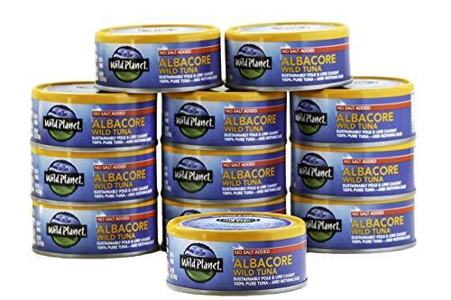 Wild Planet Wild Albacore Tuna 8