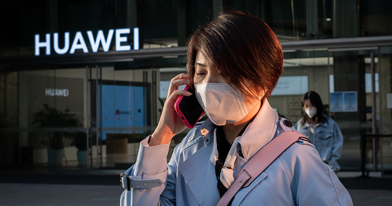 """Coronavirus """"Misinformation"""" Event Cancelled After Critics Point Out It Was Sponsored By Huawei 1"""