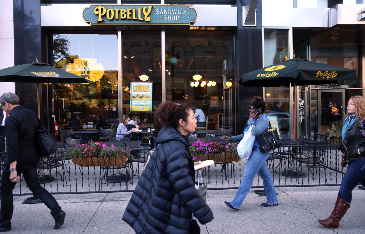 Potbelly warns it could close 100 stores as COVID-19 causes sales drop 1
