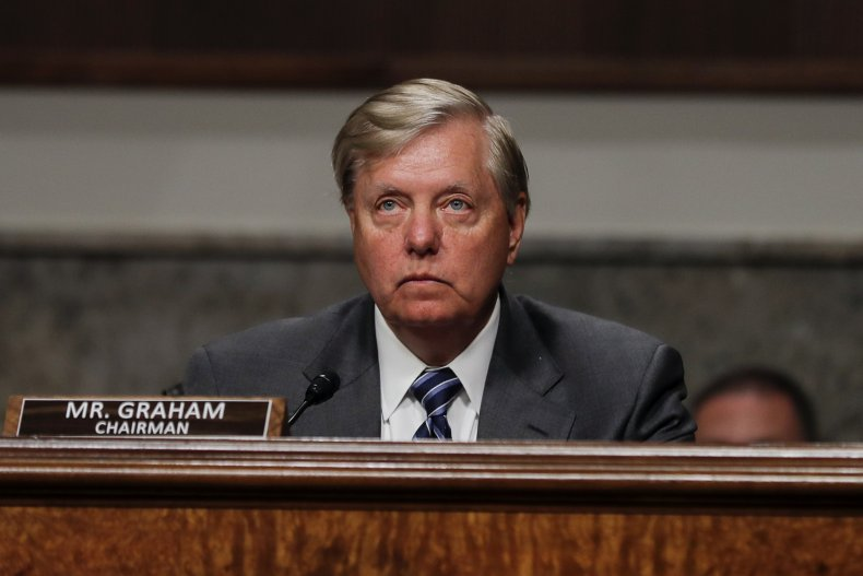 As China Taunts U.S. over Coronavirus Response, Senator Lindsey Graham Seeks Sanctions on Beijing 1