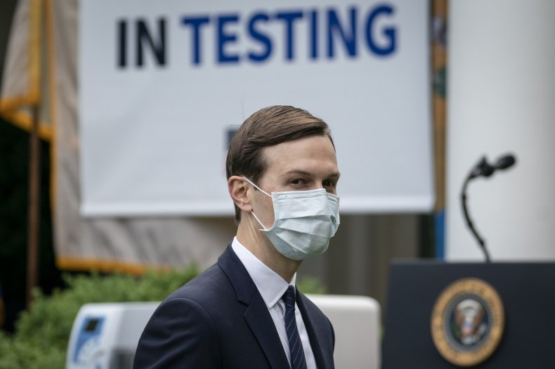 Jared Kushner Says He Is Not Involved in Any Plan to Postpone Presidential Election Over Coronavirus 1