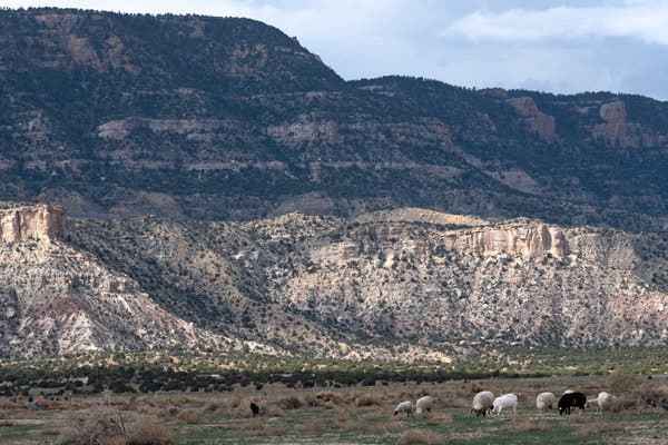The Coronavirus Is Just One Challenge the Navajo Nation Is Facing 1