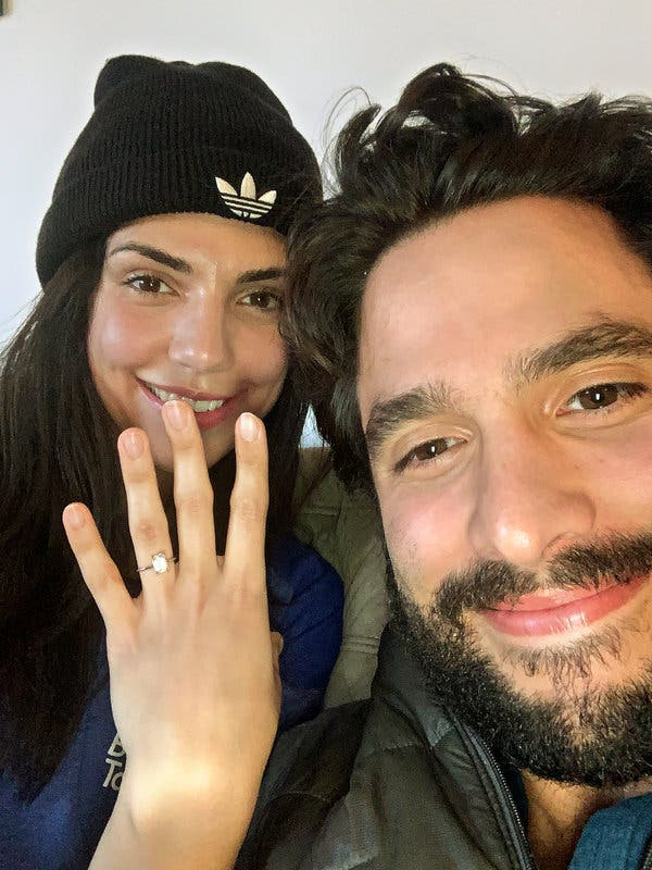 Quarantined and Engaged: They Said 'Yes!' 1