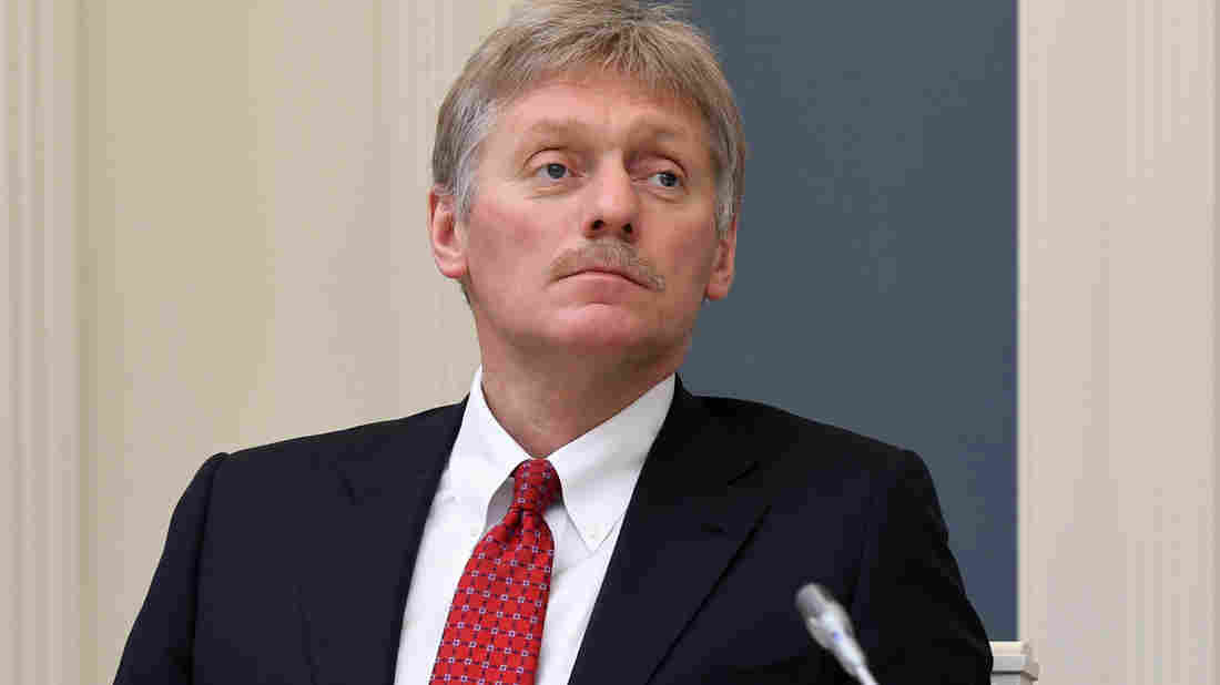 Putin Spokesman Is Hospitalized With COVID-19 As Coronavirus Cases Spike In Russia 1