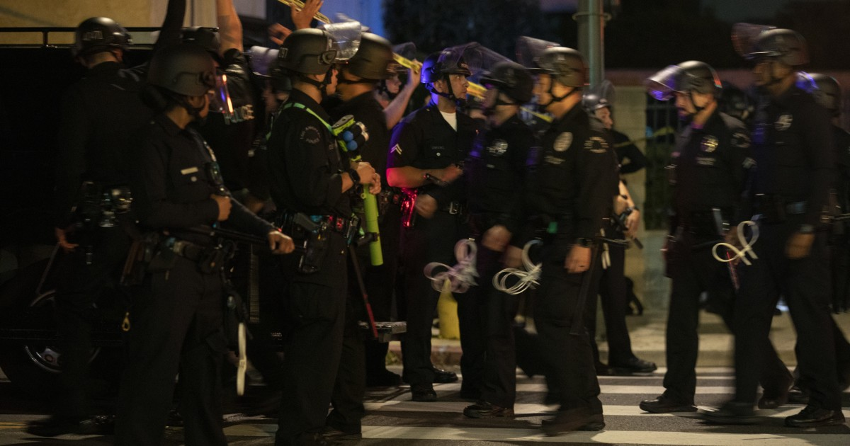 New lawsuit alleges L.A., Santa Monica, Beverly Hills used curfews to crush legitimate protest 1