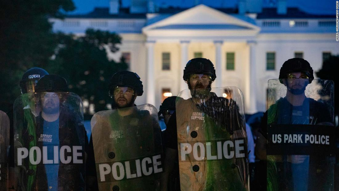 National Guard investigation finds lack of clarity in orders led to helicopter flying low over DC protesters 1