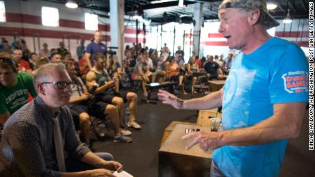 Greg Glassman resigns as CrossFit CEO after controversial statements about George Floyd 1