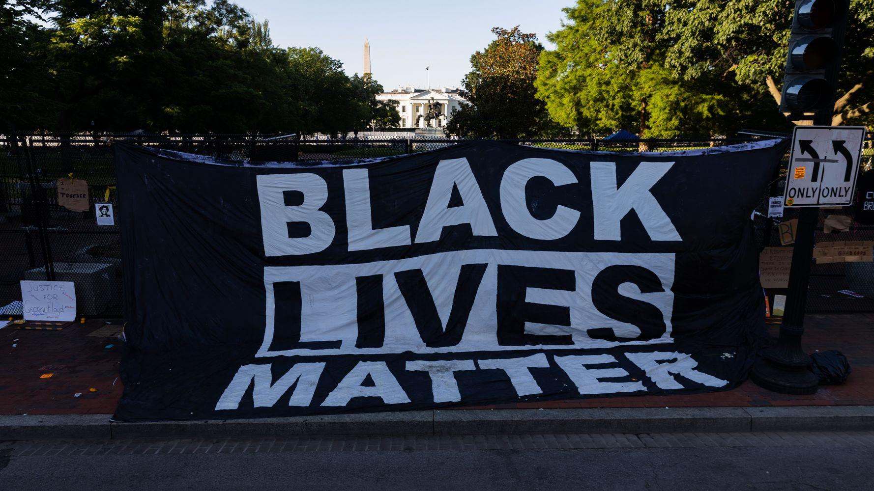 Why A D.C. Catholic Priest Organized A 'Prayerful Protest' For Black Lives 1