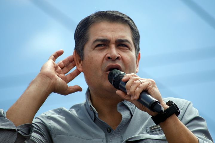 Honduras President Hospitalized With COVID-19 And Pneumonia 1