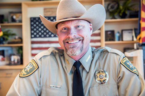 GOP Sheriff Who Refused To Enforce Coronavirus Lockdown Tests Positive At White House 1