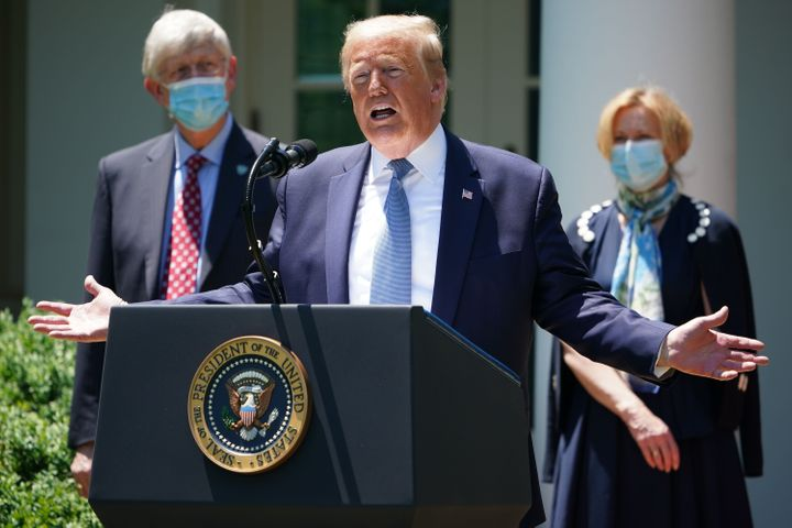 Millions Of Hydroxychloroquine Pills That Trump Touted For COVID-19 Are Now In Limbo 1