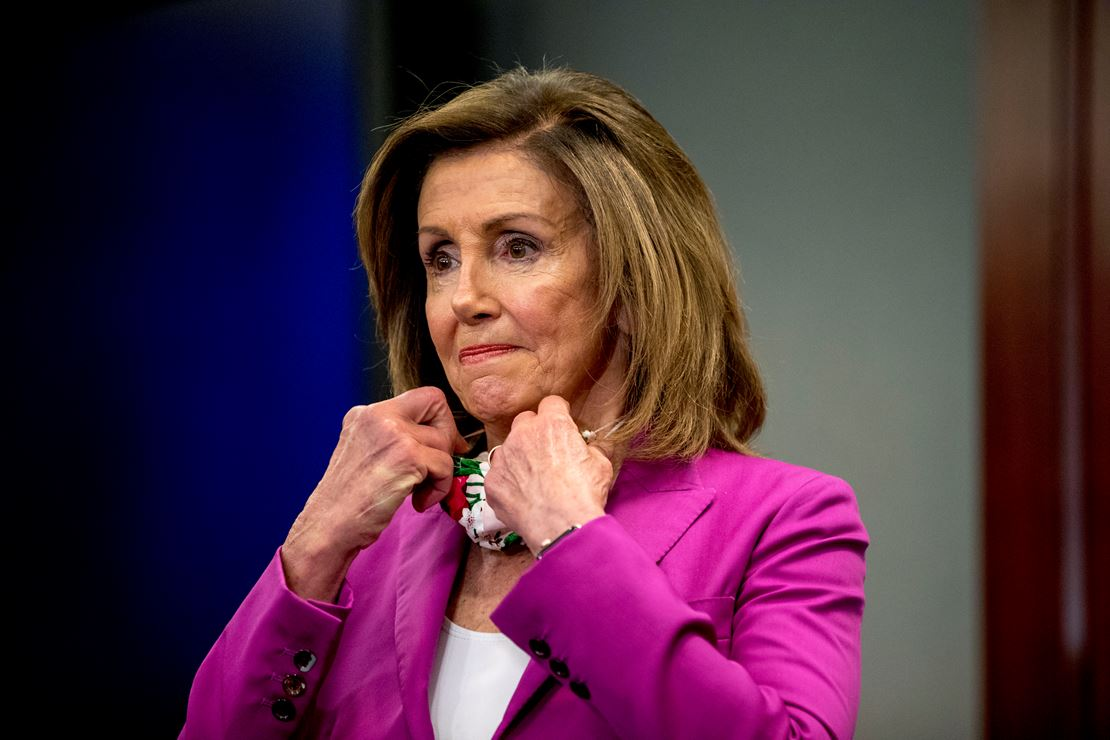 Pelosi: Capitol Rioters Chose 'Their Whiteness Over Democracy' 1
