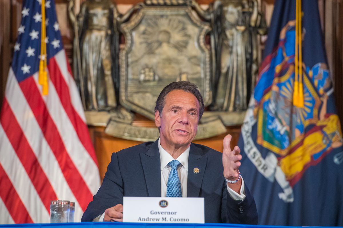 Cuomo signs rent relief and other coronavirus-related measures passed by N.Y. Legislature 1
