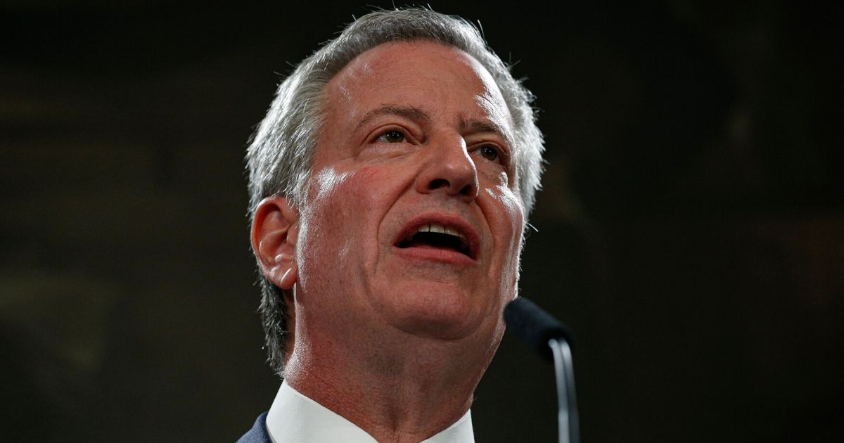 Watch: De Blasio Says 'We Do Not Want ICE In This City' Amid Reports of Agents Showing Up at Protests 1