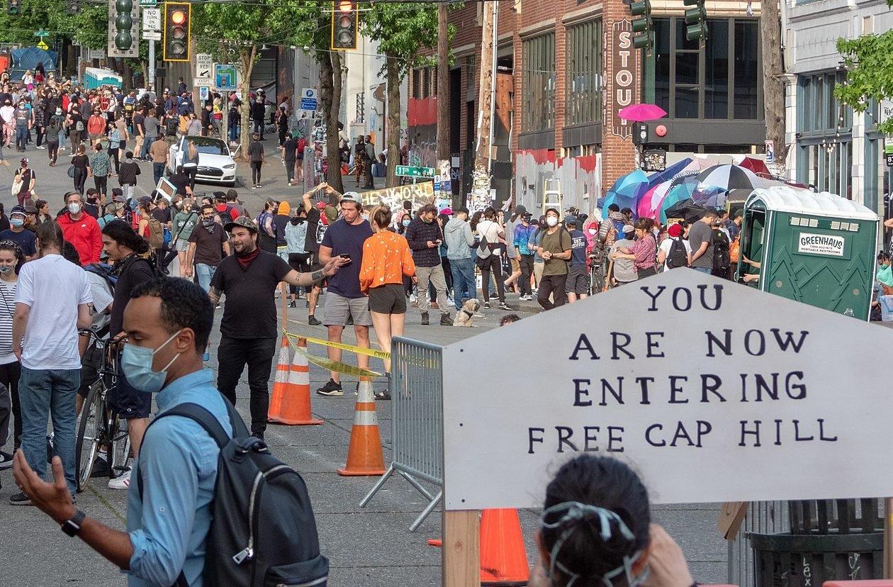 Capitol Hill Organized Protest: Vegan Utopia Or Urban Anarchy? 1
