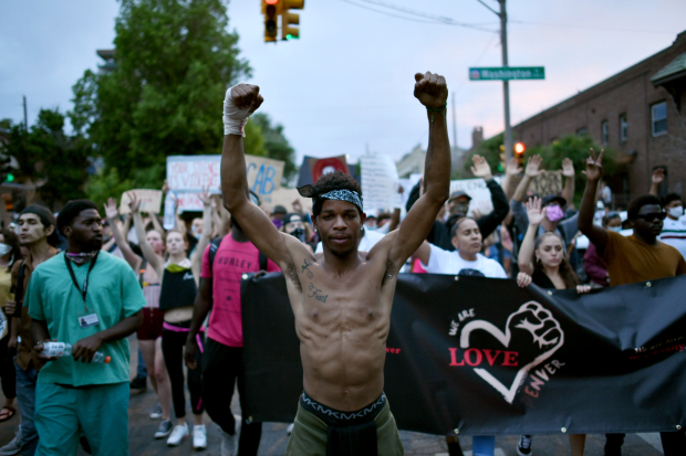 Denver protests live: Updates from June 9 demonstrations following the death of George Floyd 1