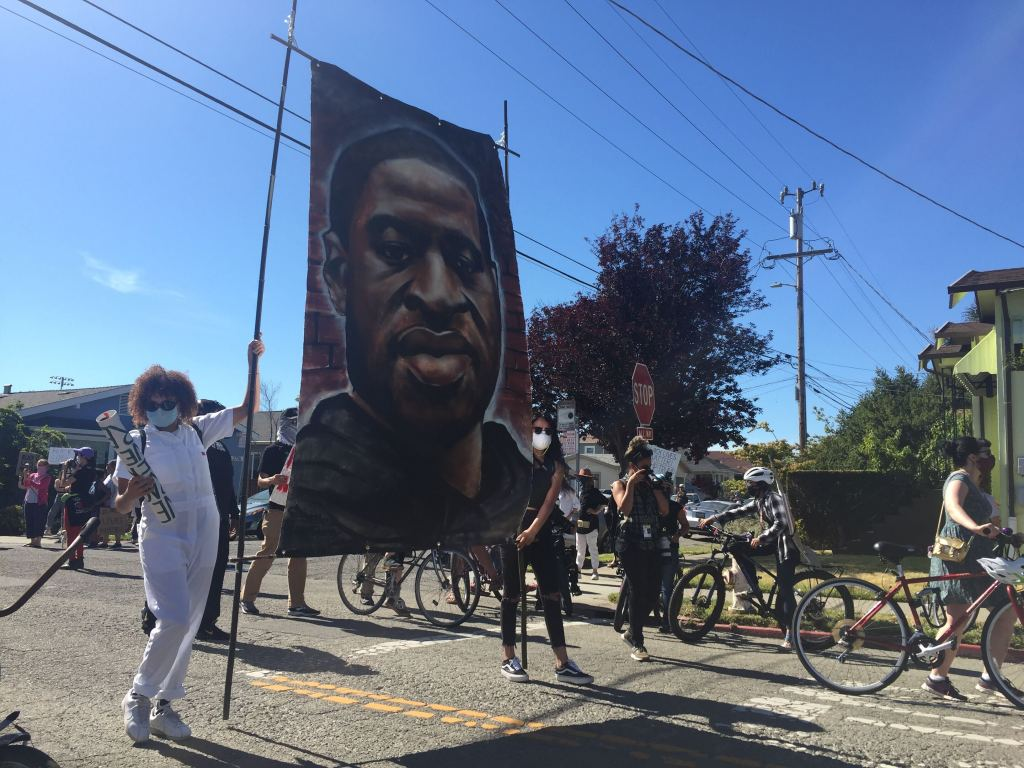 Berkeley High protest takes aim at racism in justice, education systems 1