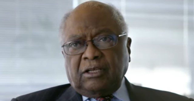 Clyburn: 'Only Violence' I Saw in D.C. Were Police on Horseback Clearing Protesters 1