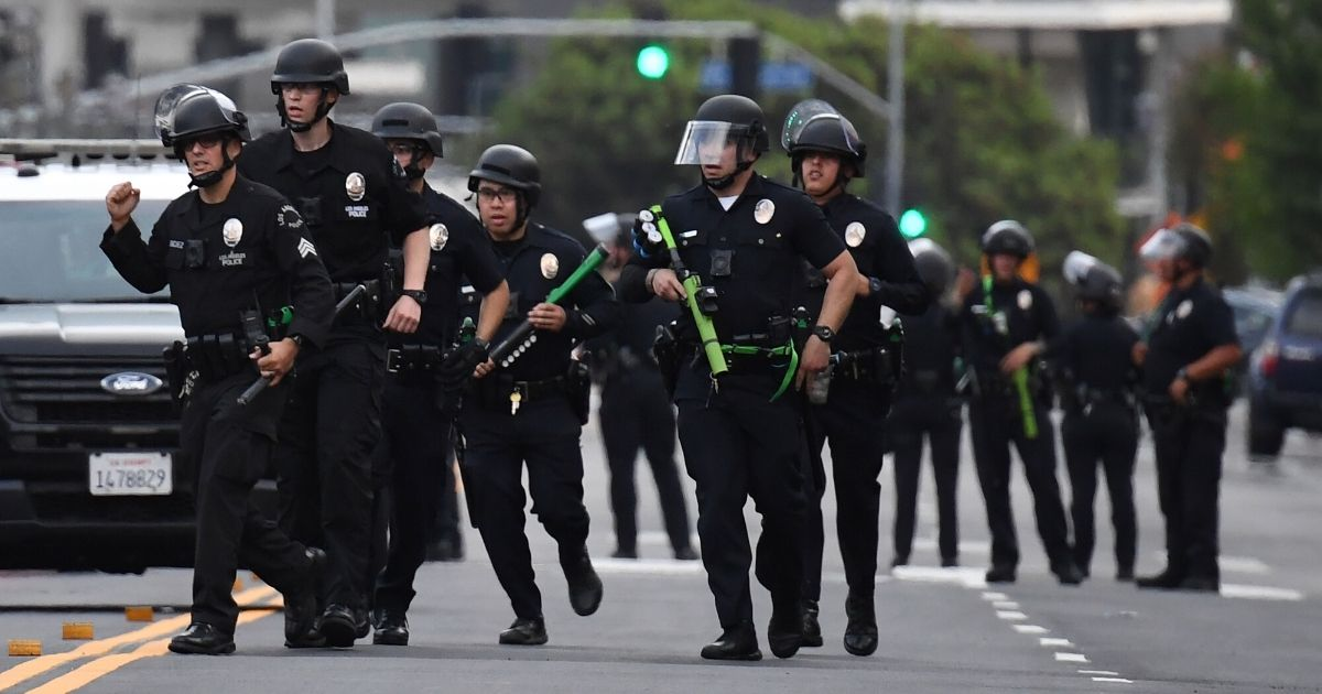 LAPD Racked Up $40 Million in Overtime Pay Thanks to Protests, Now They Might Not Be Paid 1