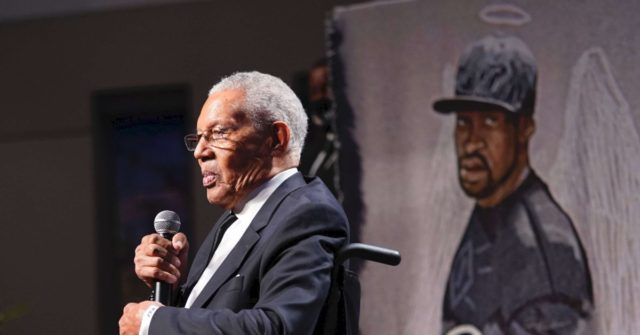 George Floyd Funeral Includes Call to 'Clean Out the White House' 1