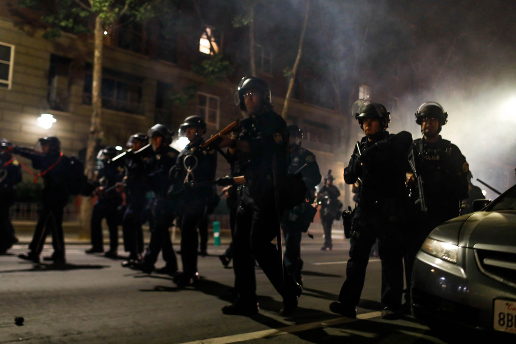 San Jose: Public sounds off on force at protests over police violence 1