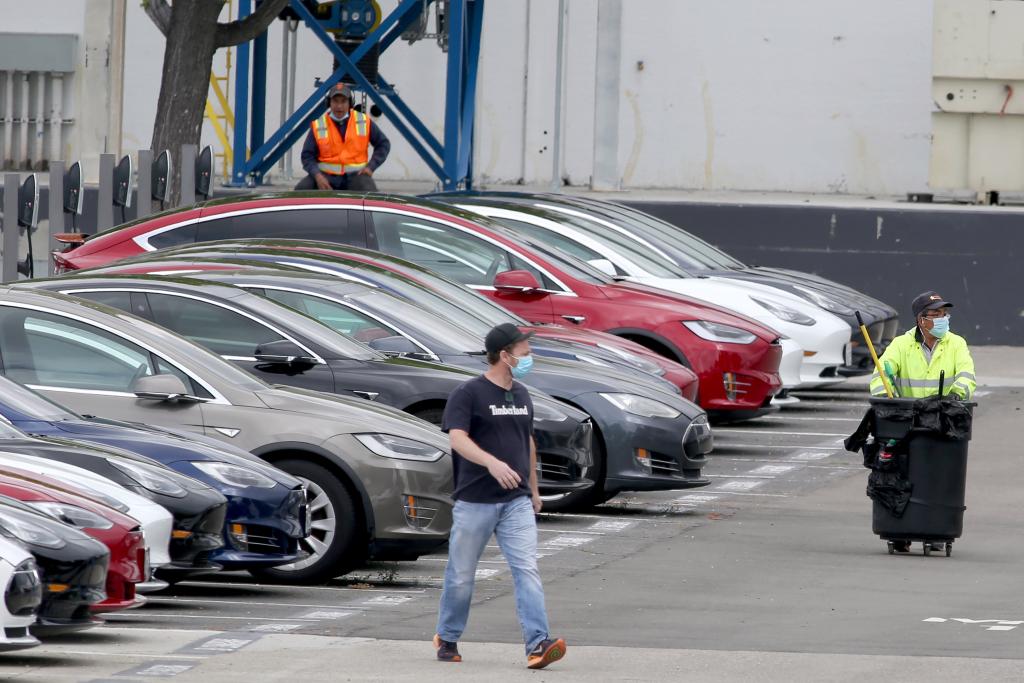 Coronavirus: Tesla Fremont employees reportedly test positive for COVID-19 1
