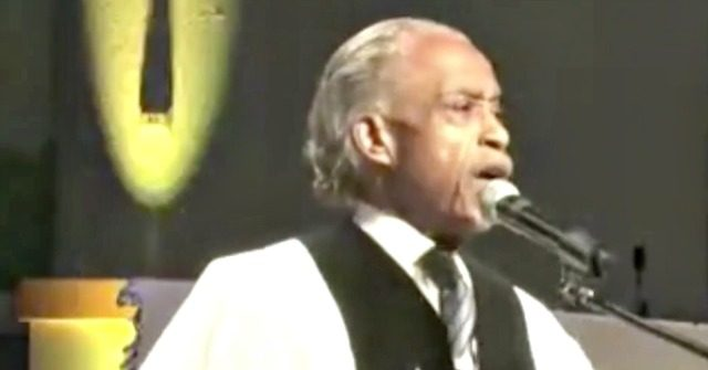 Watch: Al Sharpton Invokes Scripture to Rip Trump in Rant Against 'Wickedness in High Places' at George Floyd Funeral 1