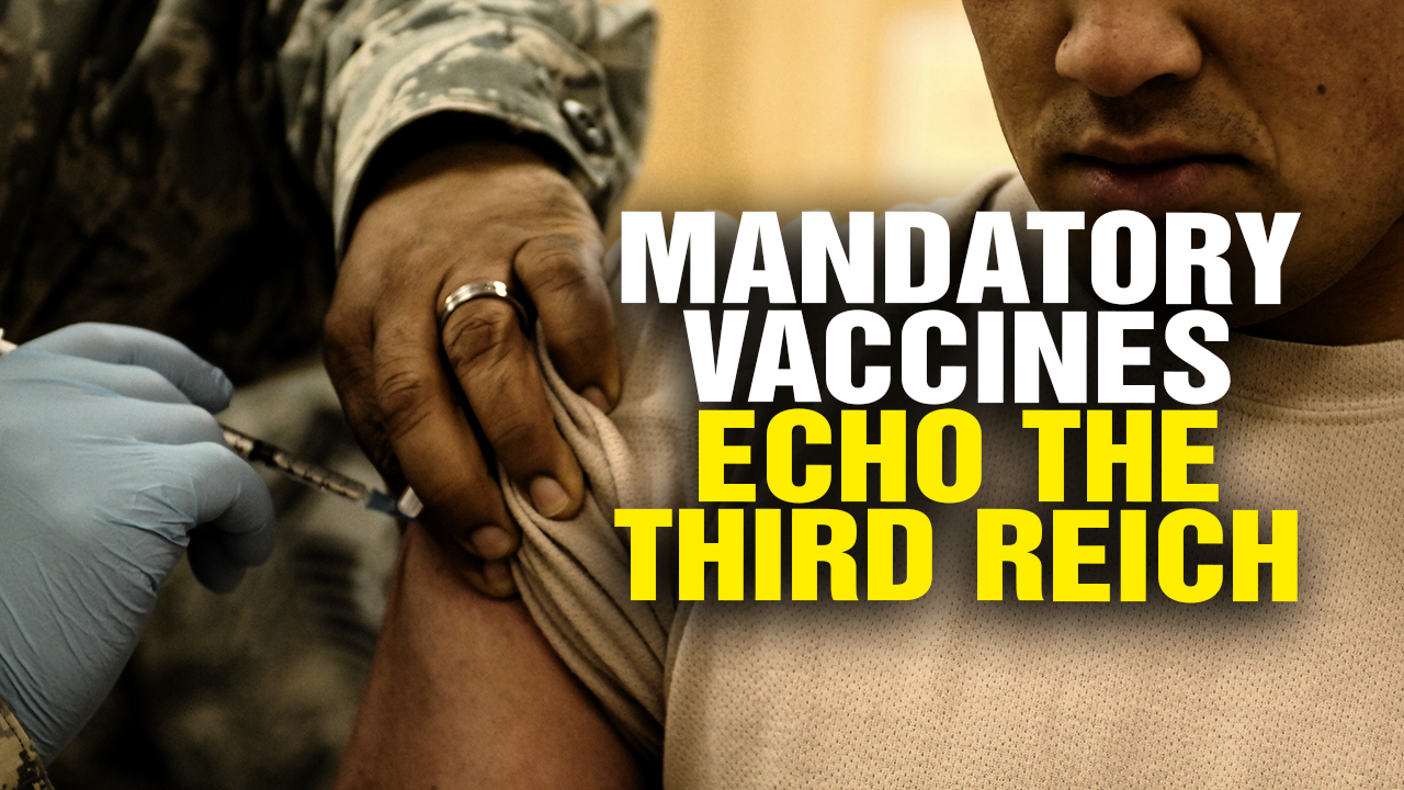 New York State Barr Association proposes mandatory COVID-19 vaccine, in violation of Nuremburg code, medical ethics, informed consent 1