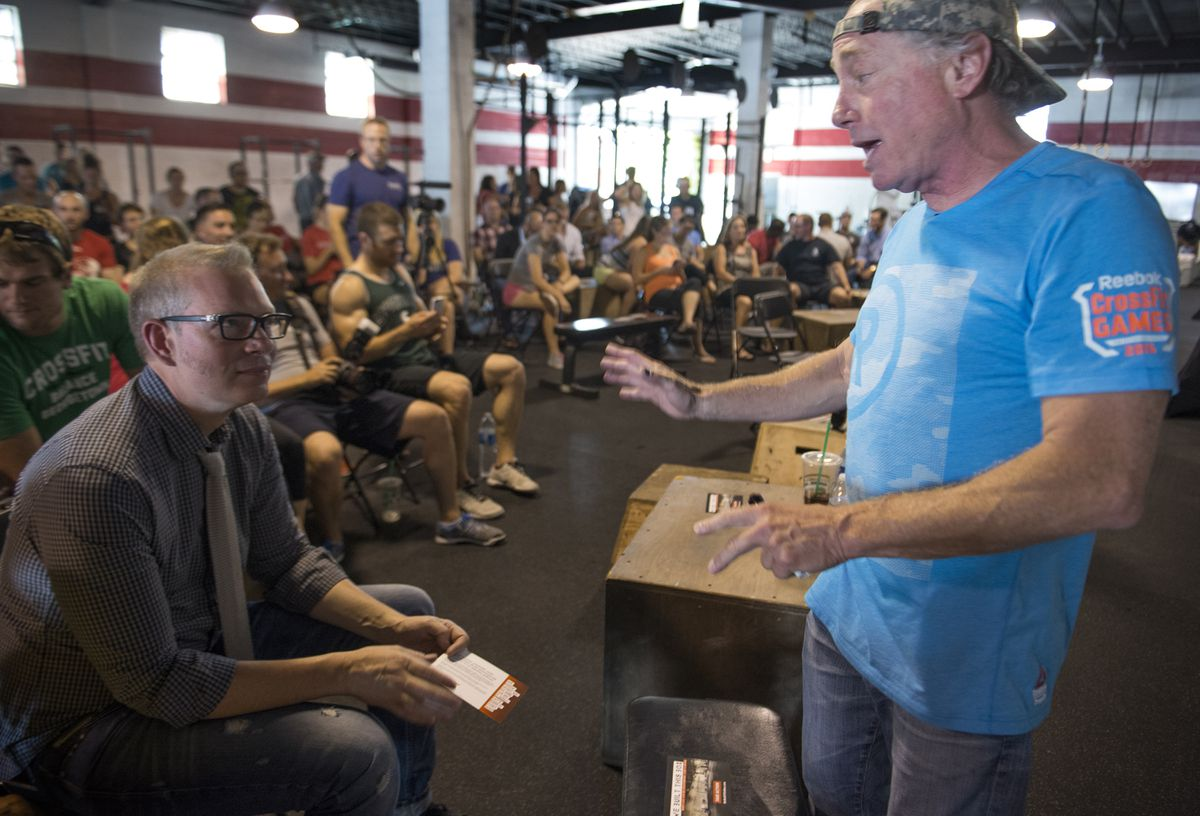 CrossFit CEO Greg Glassman steps down after George Floyd controversy 1