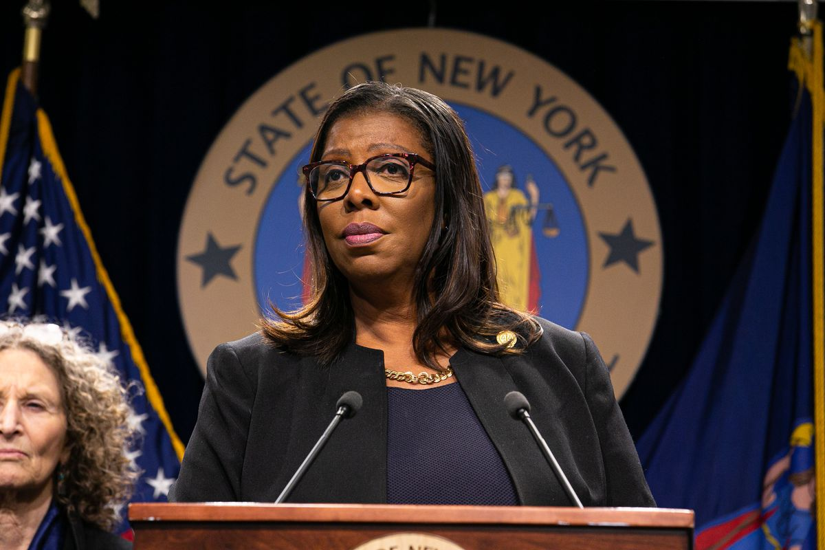 NYC protesters recount clashes with NYPD during public hearings with N.Y. Attorney General James 1
