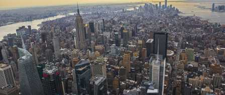 Manhattan Apartment Rentals Hollowing Out Following COVID, Riots 1