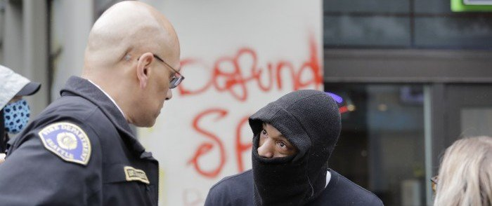 Back-Door Reparations? Black Lives Matter Rioters Sue SEATTLE for Violent Police Tactics 1