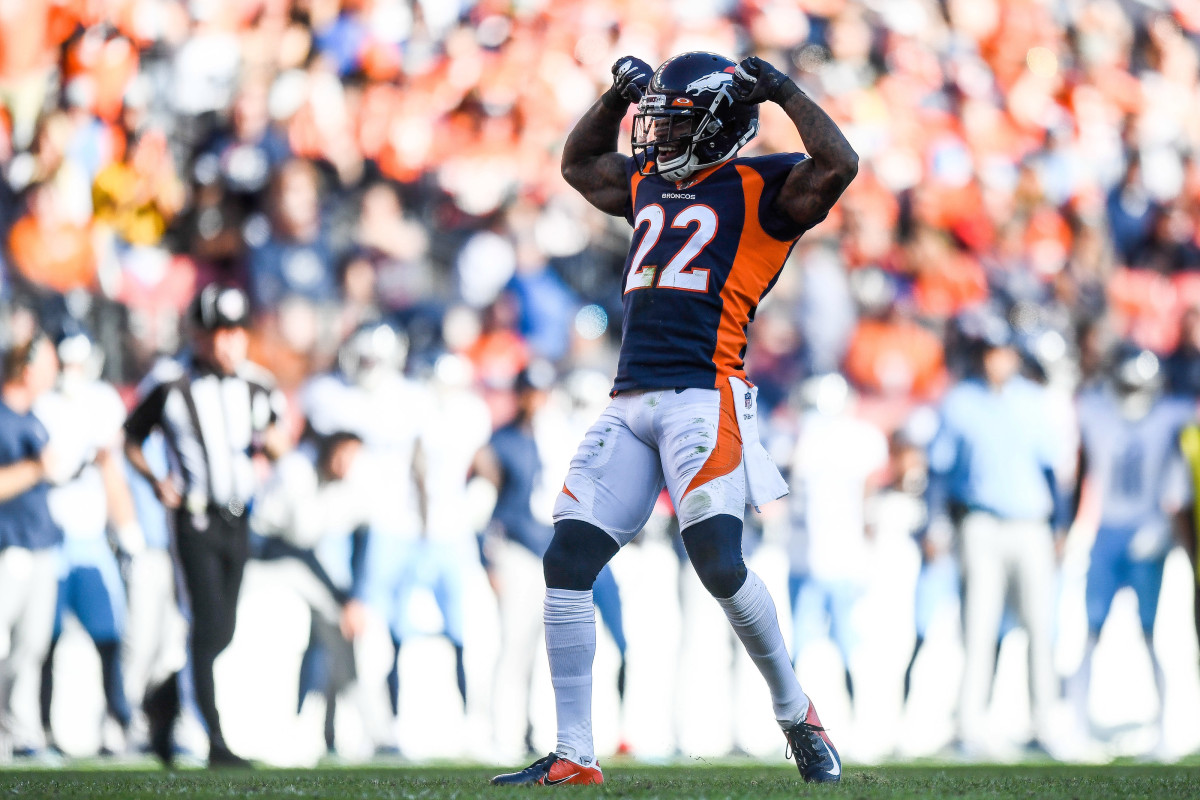 Broncos' Kareem Jackson test positive for coronavirus 1