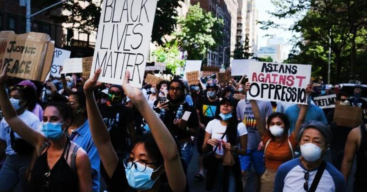 Young activists at the forefront of New York City protests 1