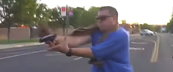 Charge Dropped against Armed Albuquerque Patriot over Statue-Related Shooting 1