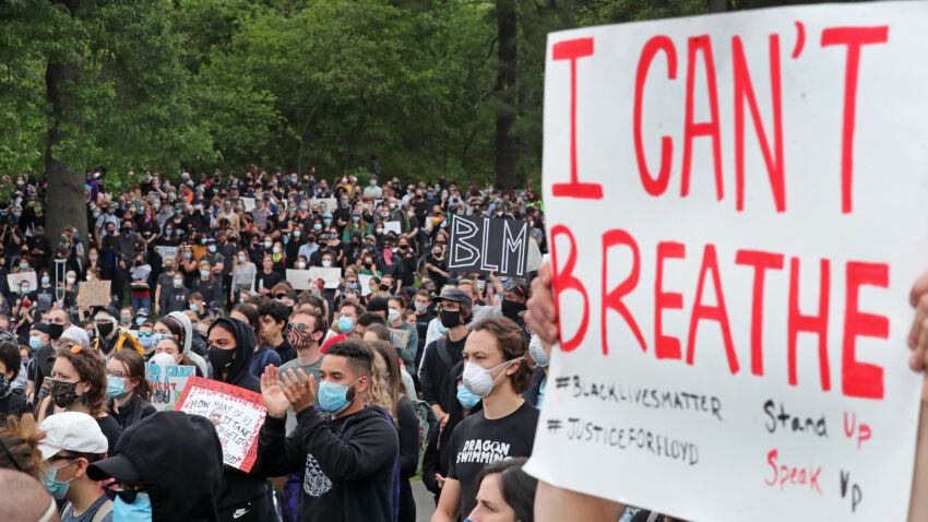 Following a week of protests, Boston is offering a walk-in coronavirus testing site 1