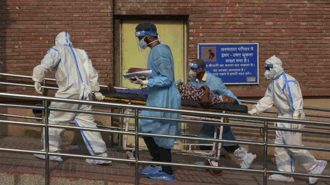 India Reports Record Spike In COVID-19 Cases, But Nixes Another Nationwide Lockdown 1