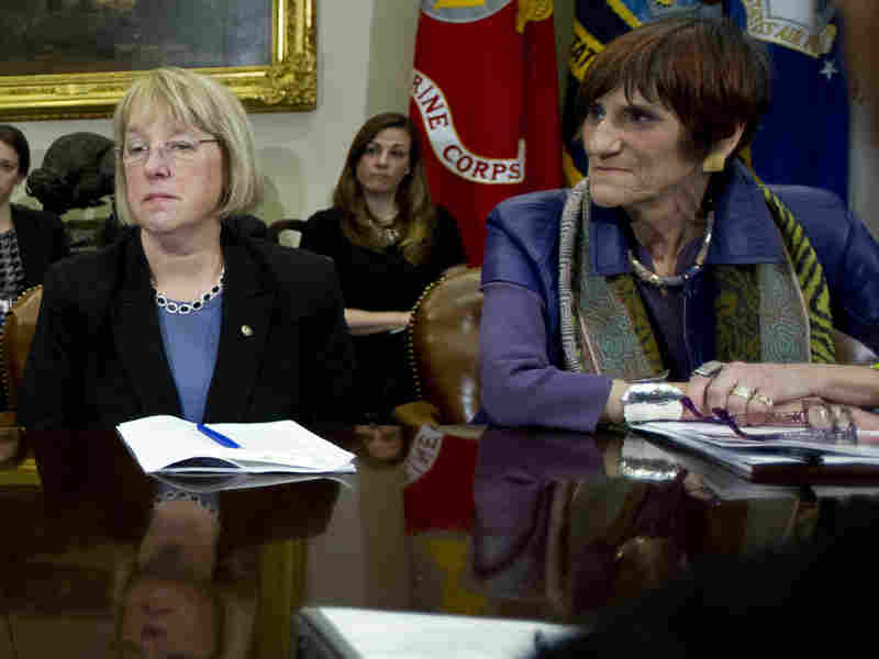 Members Of Congress Ask Why More Coronavirus Aid Hasn't Been Spent On Nursing Homes 1