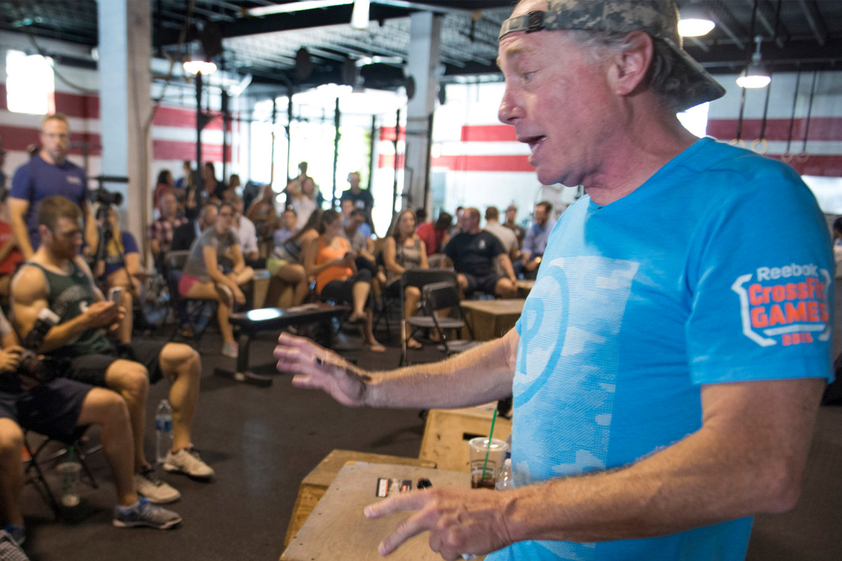 CrossFit CEO Greg Glassman steps down after George Floyd comments 1