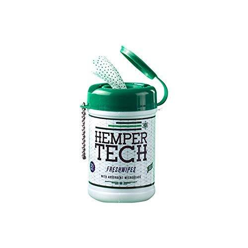 HEMPER Tech Alcohol Freshwipes Travel Size Bucket