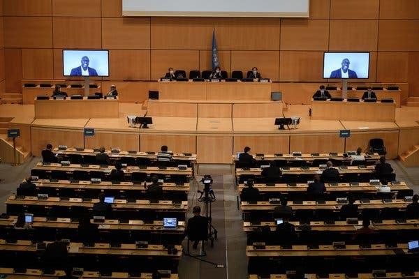 George Floyd's Brother Urges U.N. to Investigate Police Killings in U.S. 1