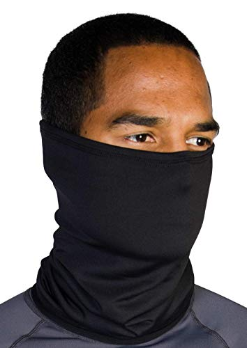 WindRider UPF 50+ Ultimate UV Protection Neck Gaiter, Face mask, Headband, Scarf – Great Sun Protection in The Summer and Winter – for Fishing, Sailing, Skiing All Summer and Winter Sports