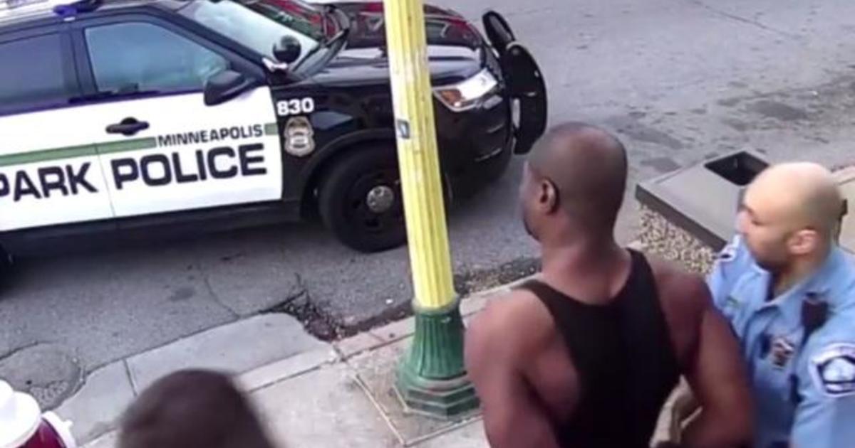 New bodycam footage reveals George Floyd's last words 1