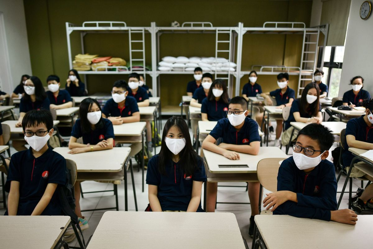 The key lesson from school openings abroad: Contain the virus 1