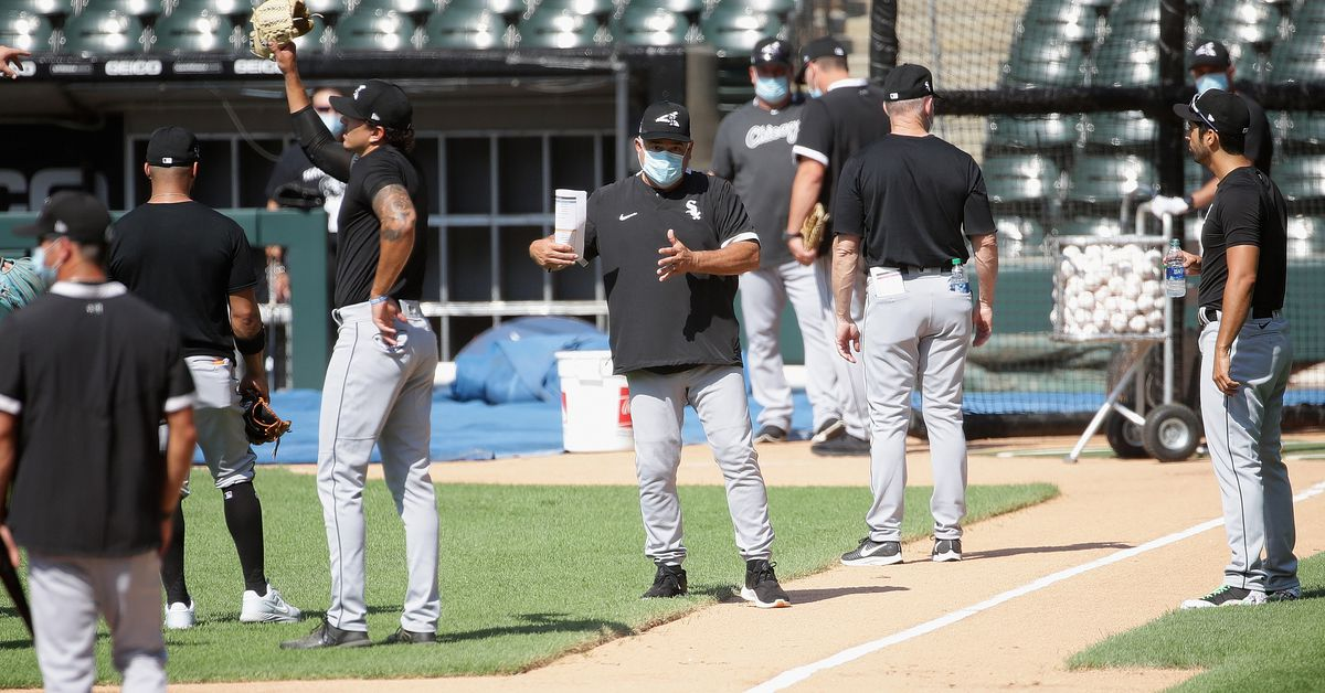 Two White Sox players test positive for coronavirus 1