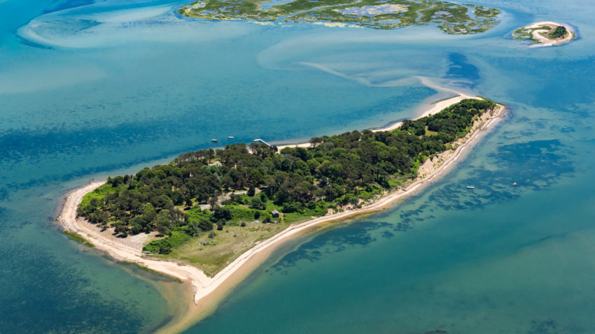 A Mass. island just opened to the public after more than 300 years 1