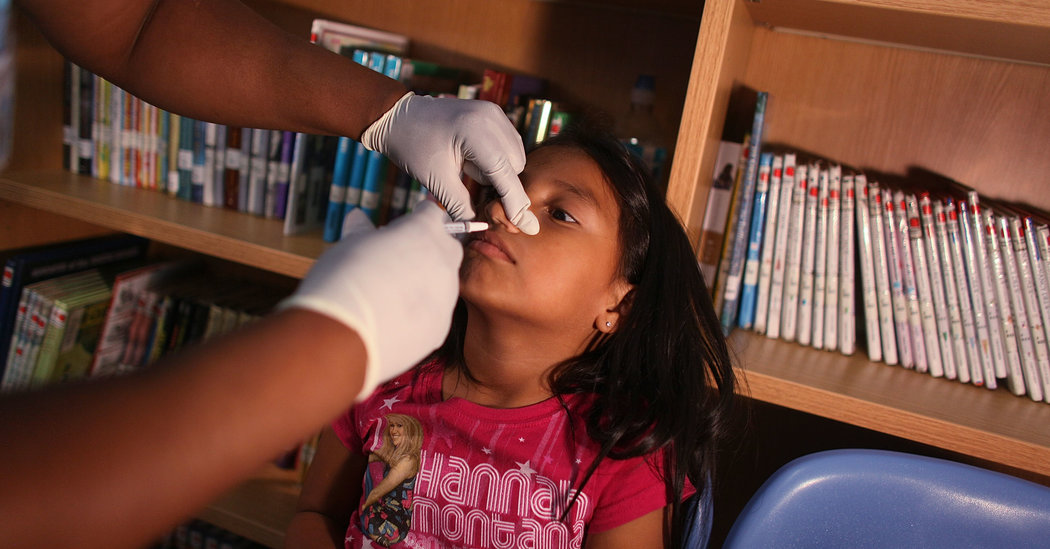 Nasal Coronavirus Vaccines May Work Better Than Injected Ones, Researchers Say 1