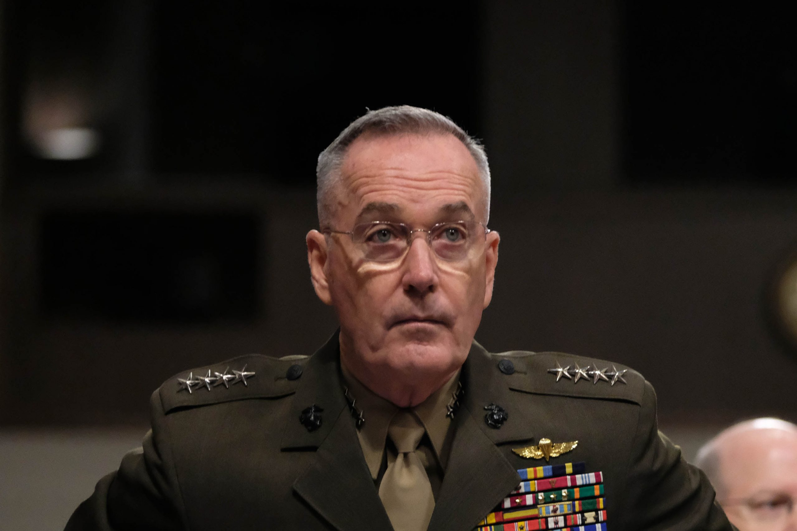Dunford withdraws as pick to lead coronavirus oversight commission 1