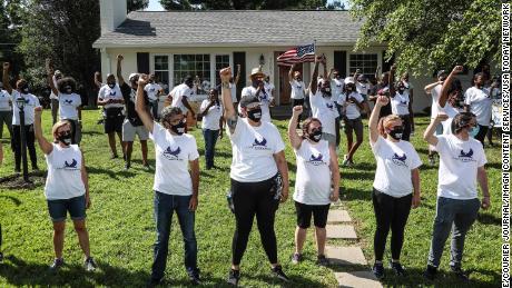 'Real Housewives of Atlanta' star Porsha Williams among 87 arrested at Breonna Taylor protest 1