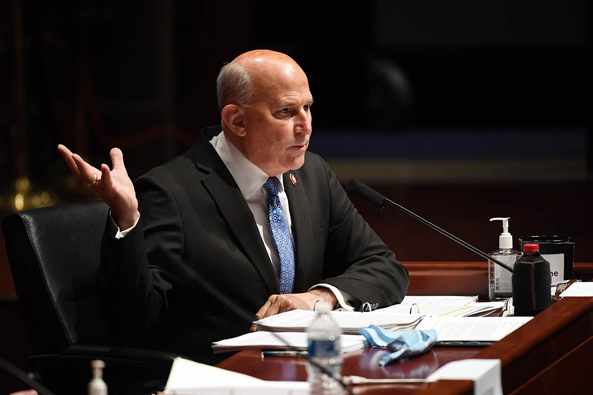 Louie Gohmert, who refused to wear a mask, tests positive for coronavirus 1